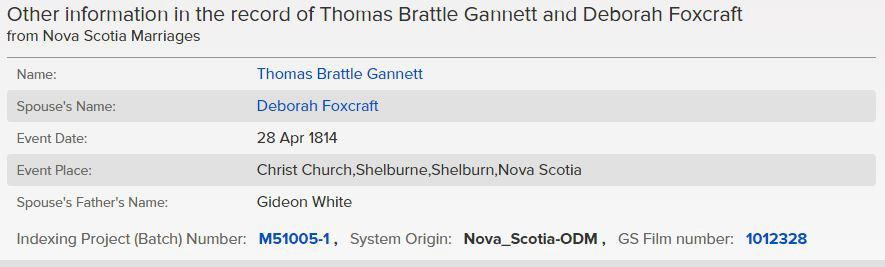 Thomas Gannett