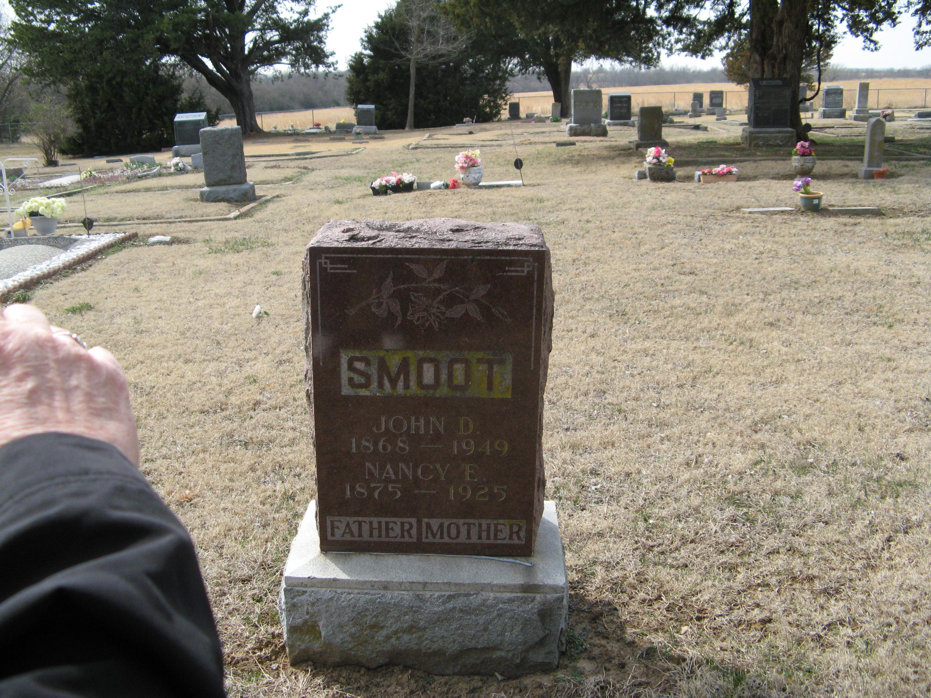 John D Smoot