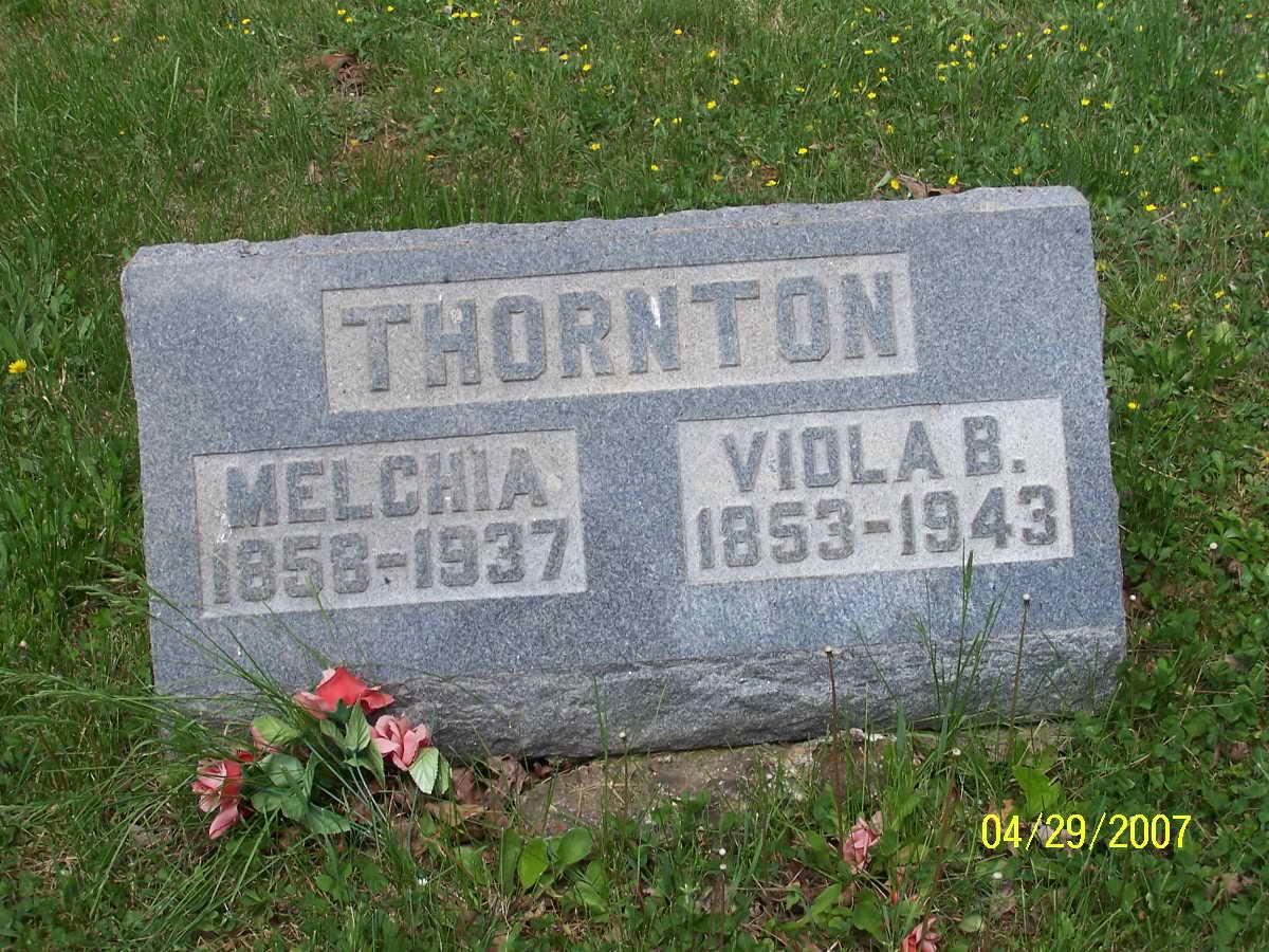 Chester Thornton