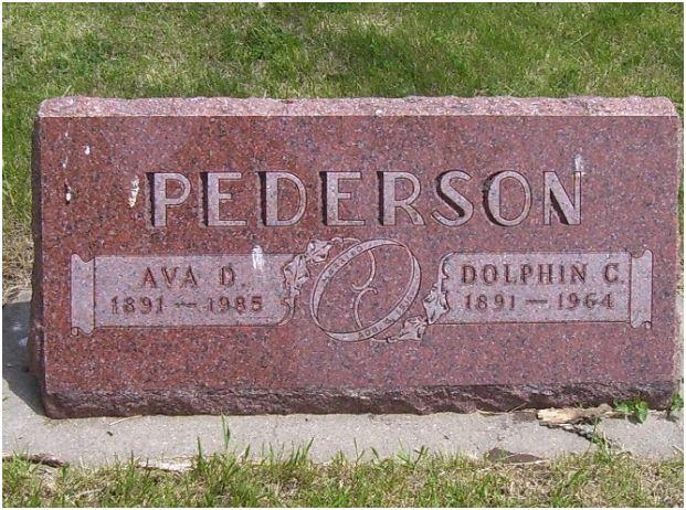 Dolphin Cornelius Pederson