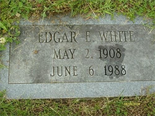 Evert E White