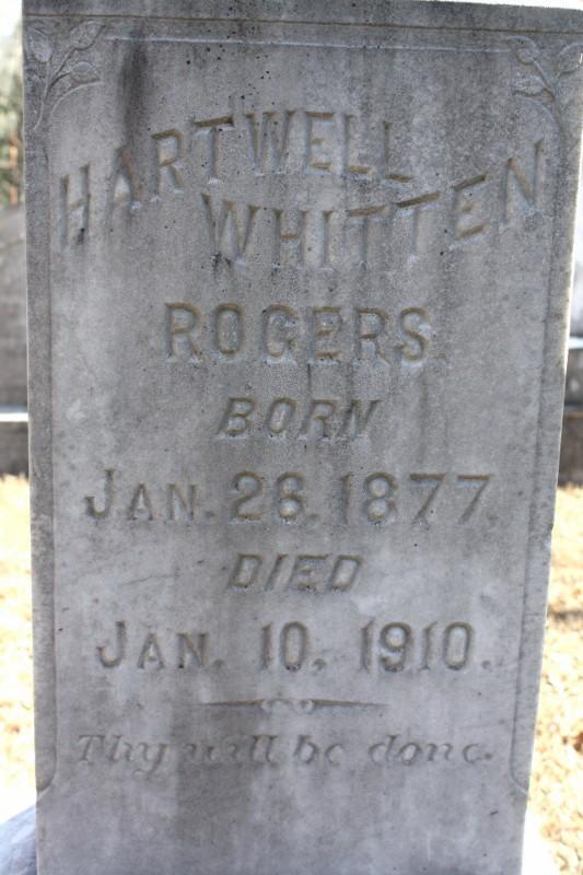 Whitten Rogers
