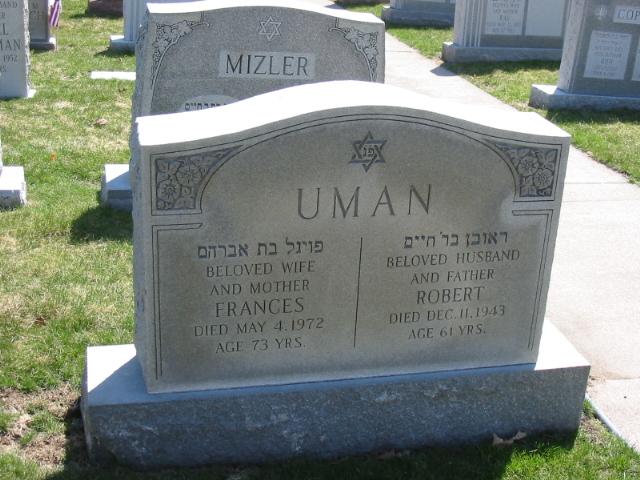 Ivar Morris Uman