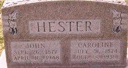 Johannes Hester