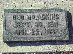 William George Adkins