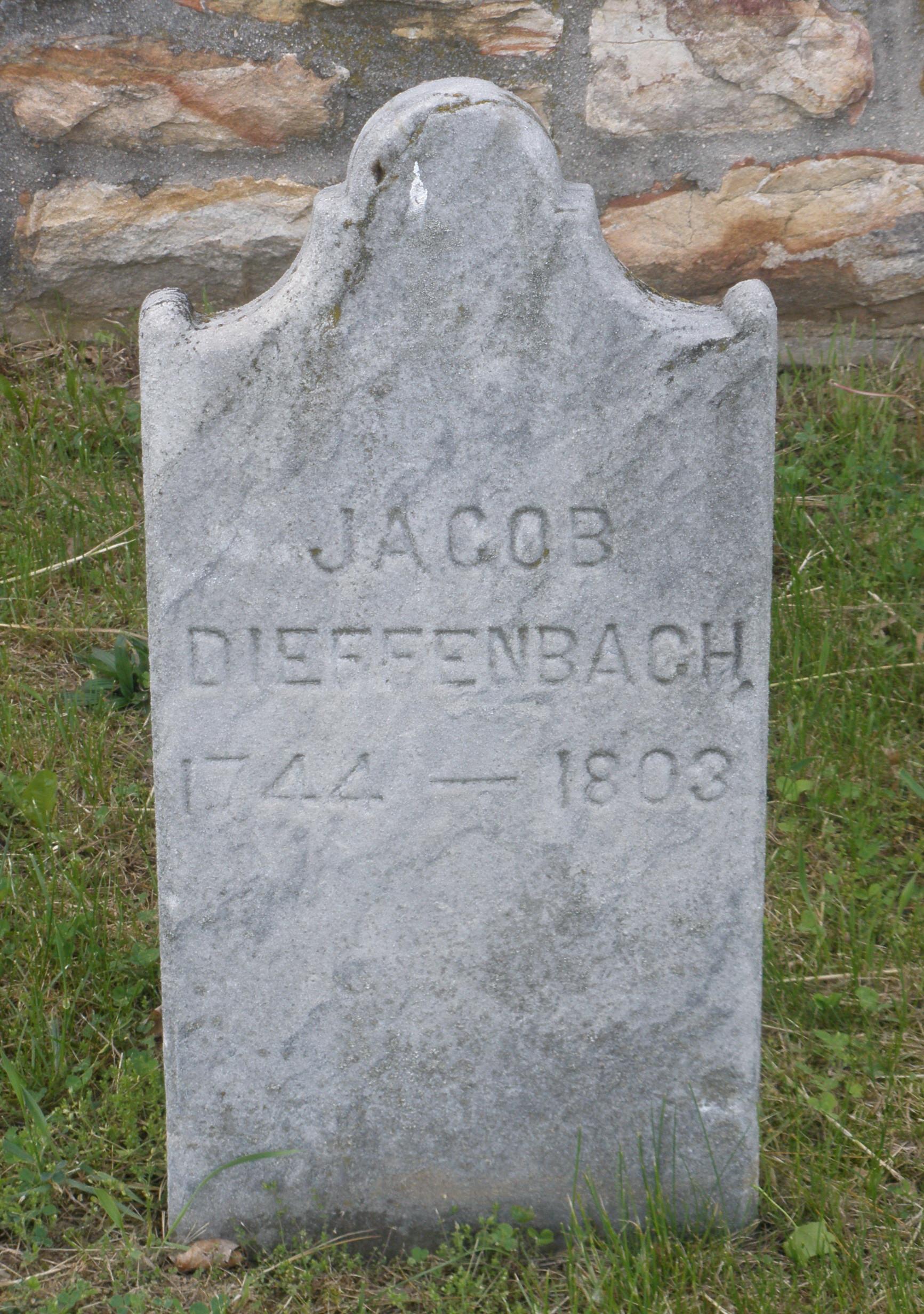 Johann Jacob Dieffenbach
