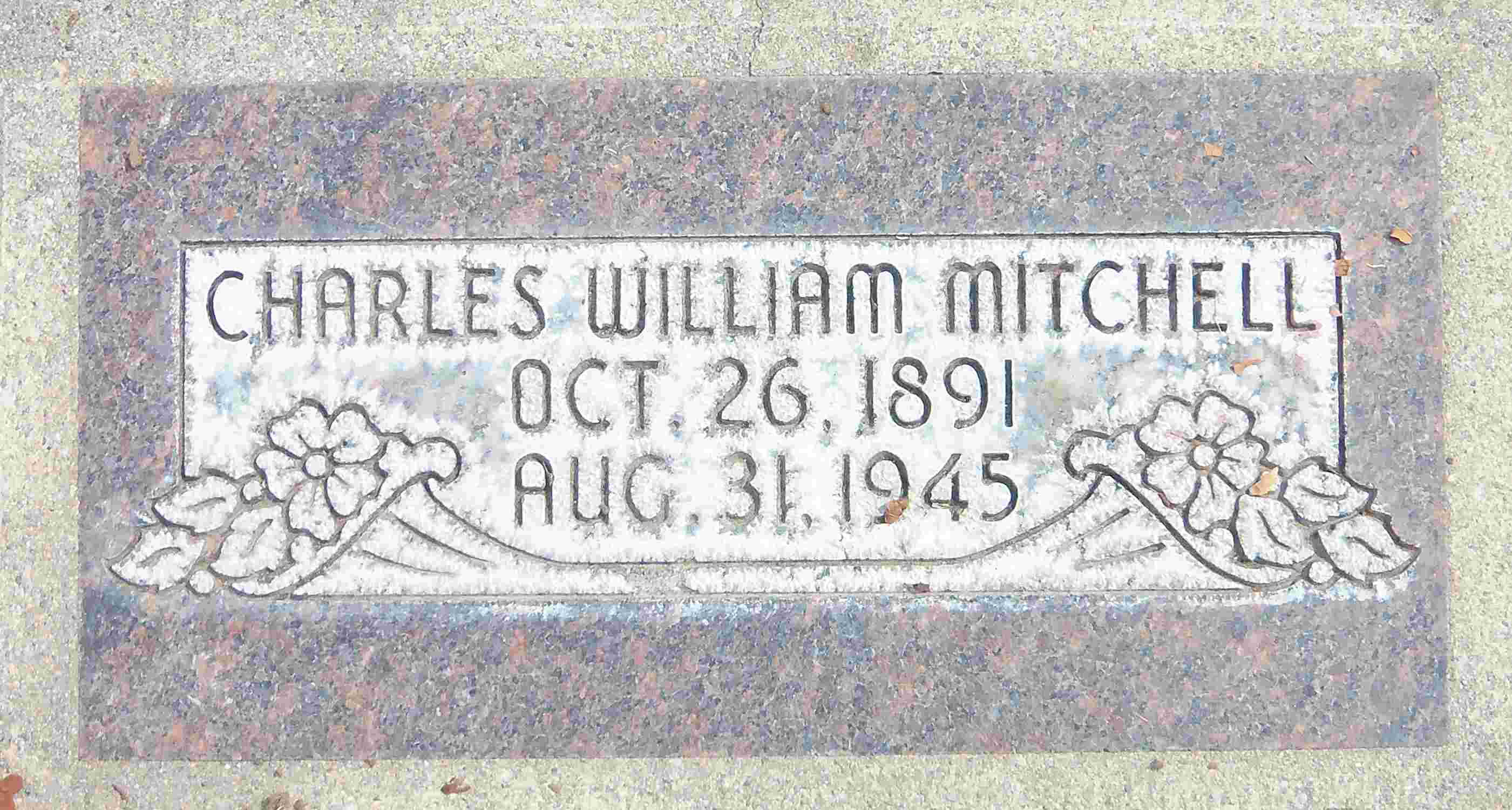 Charles William Mitchell