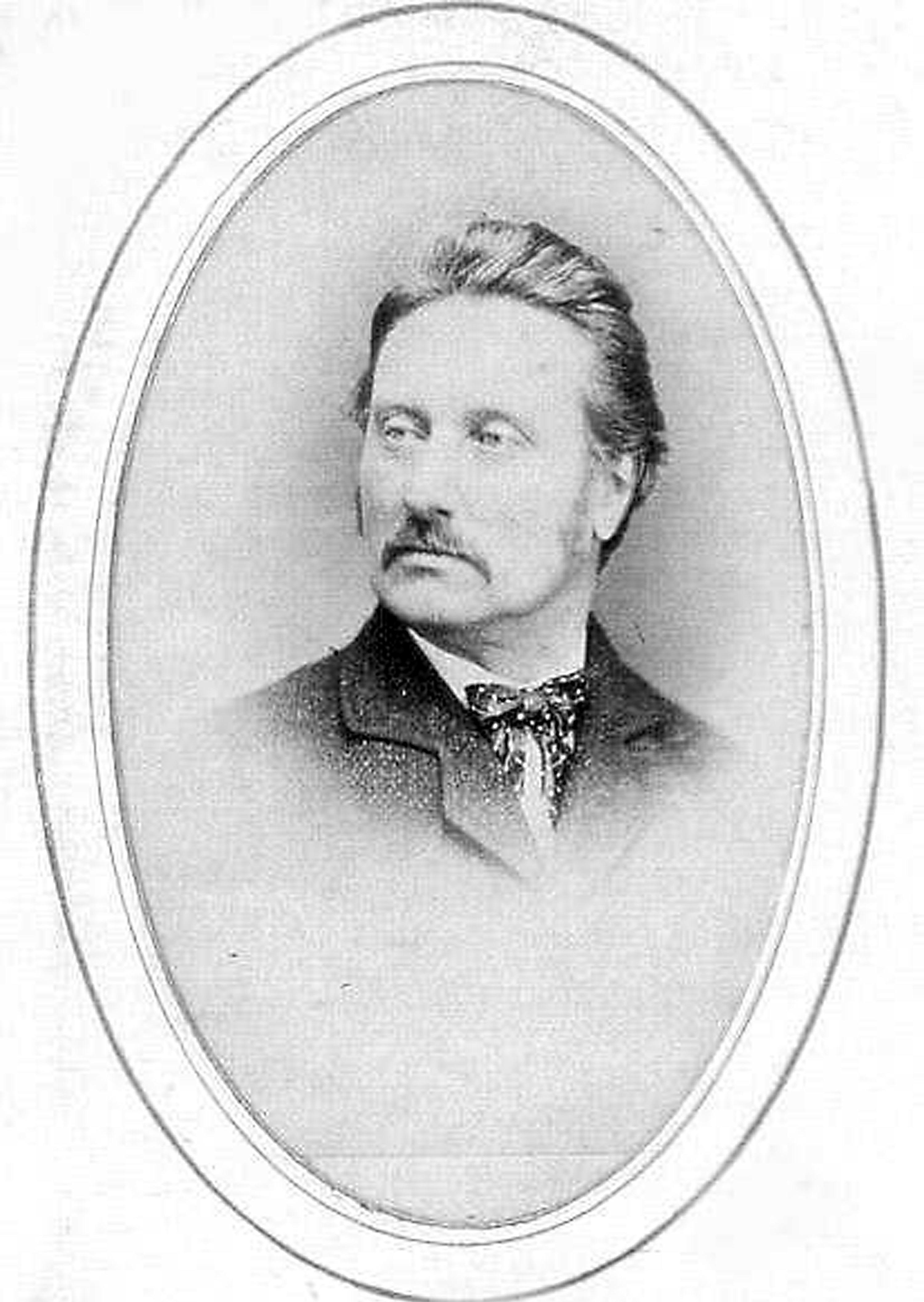Charles Woollett