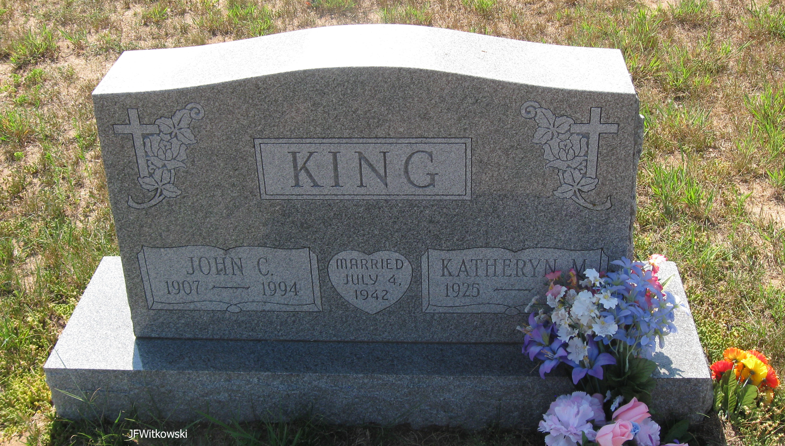 John Calvert King