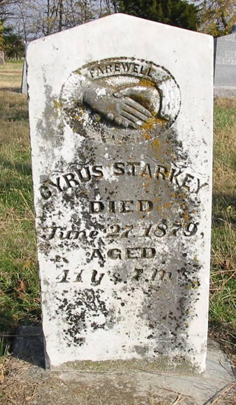 Cyrus Starkey