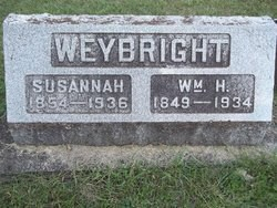 William J Weybright