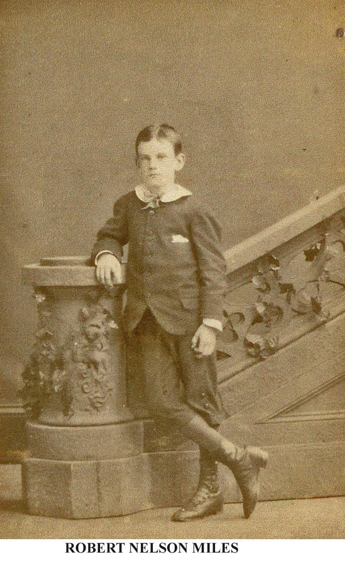 Robert V Miles