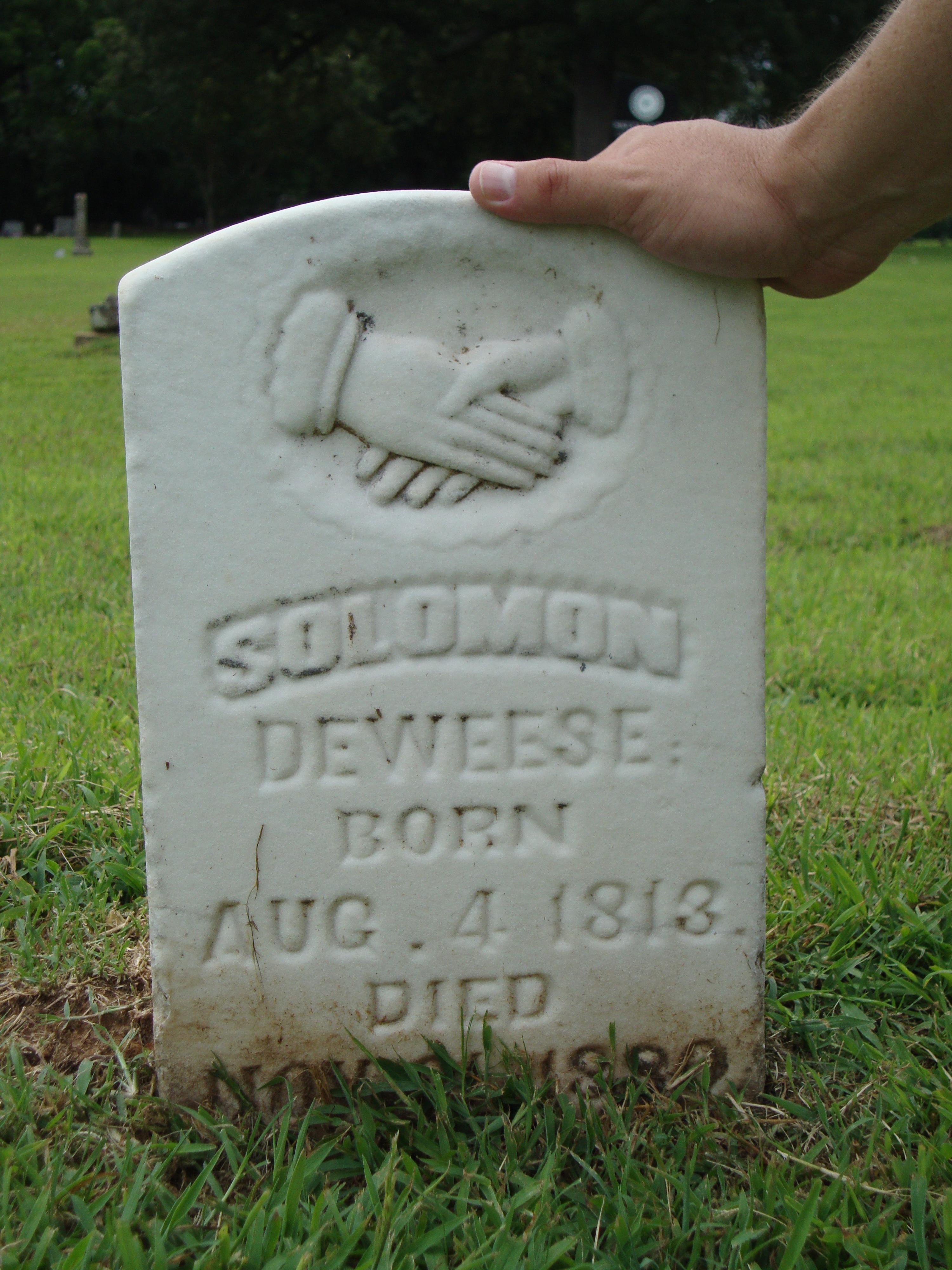 Solomon Deweese