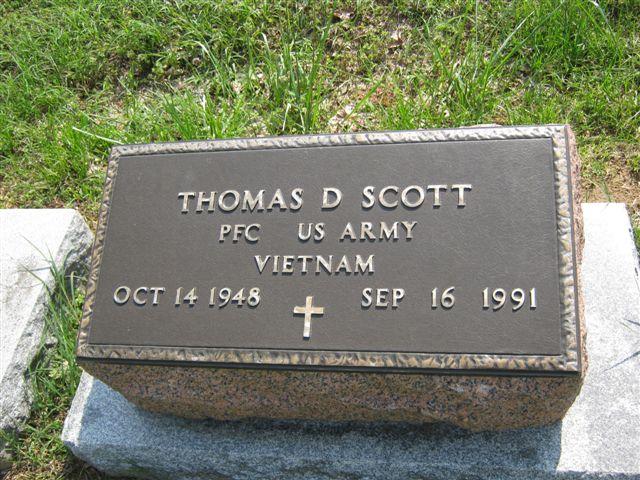 Daniel Thomas Scott