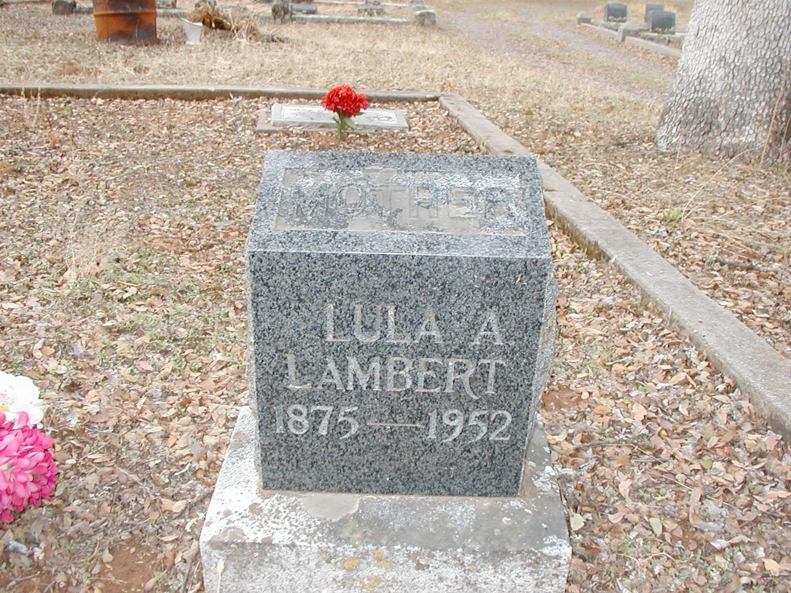 Lula Cook