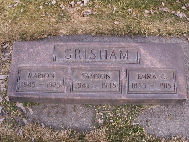 Francis Marion Grisham