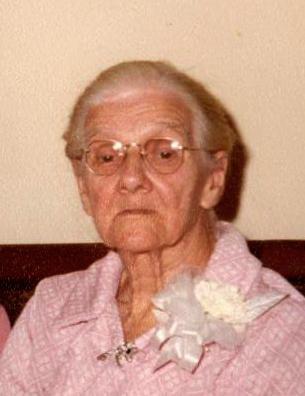 Annie Maude Latham