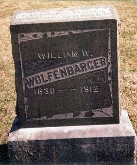 Jacob Wolfenbarger