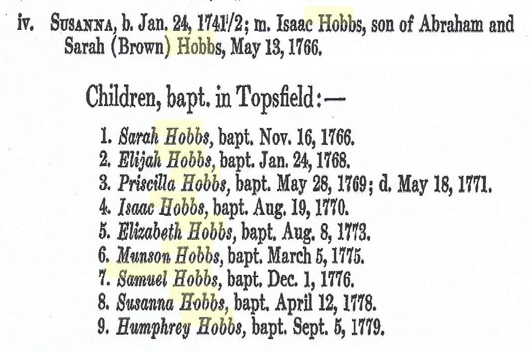 Isaac Hobbs