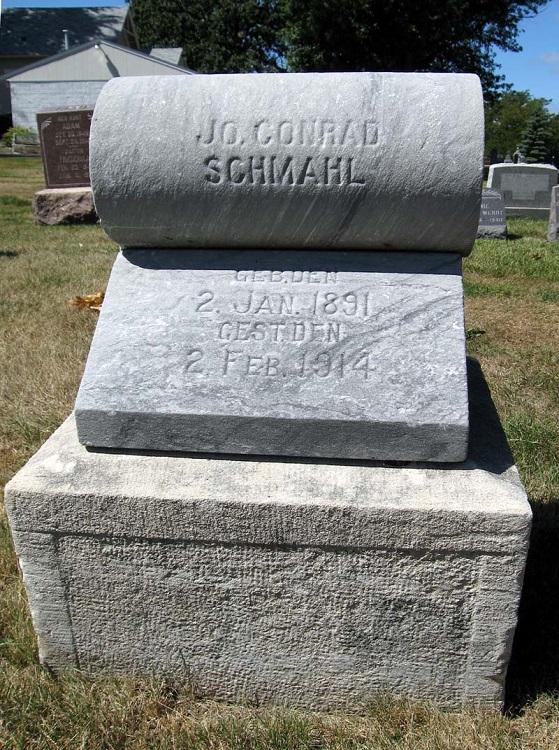 Johann Erich Schmahl