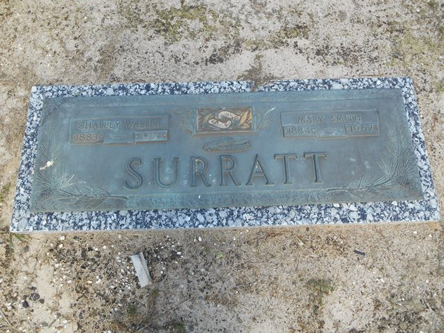 Walter Surratt