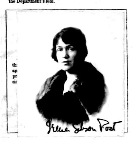 Irene Langhorne Gibson