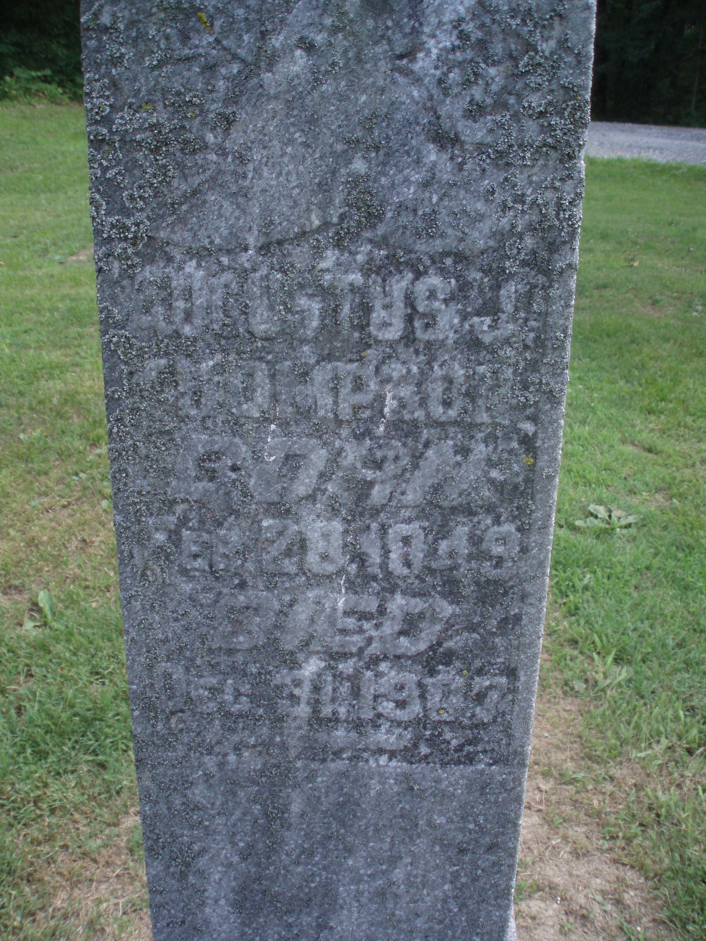 Augustus Porter Thompson
