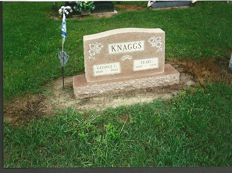 Robin B Knaggs