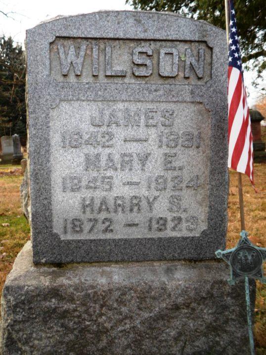James B Wilson