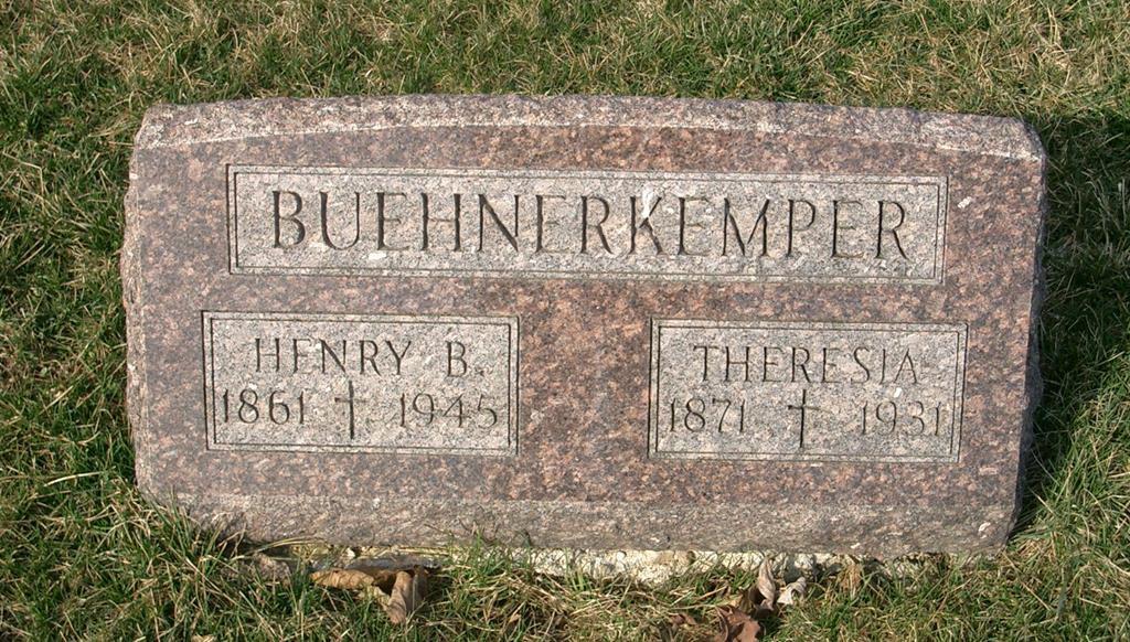 Henry Buehnerkemper