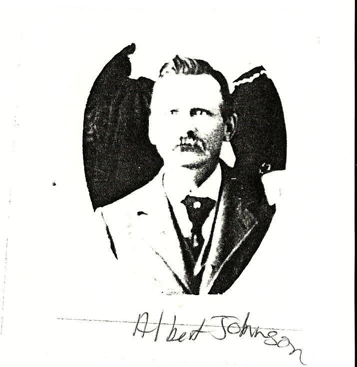 Albert James Johnson