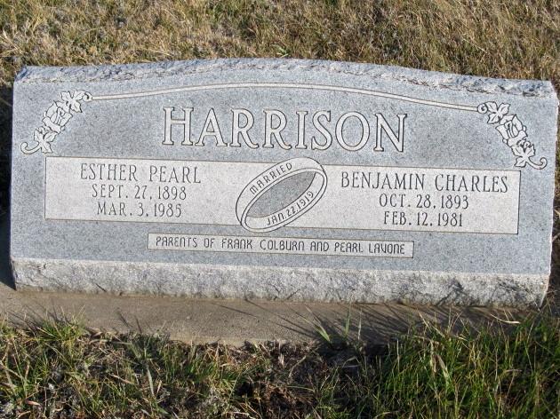 Charles J Harrison