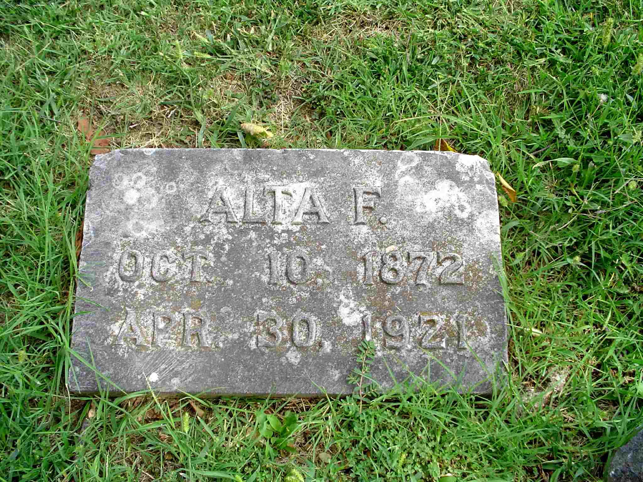 Alta Smith