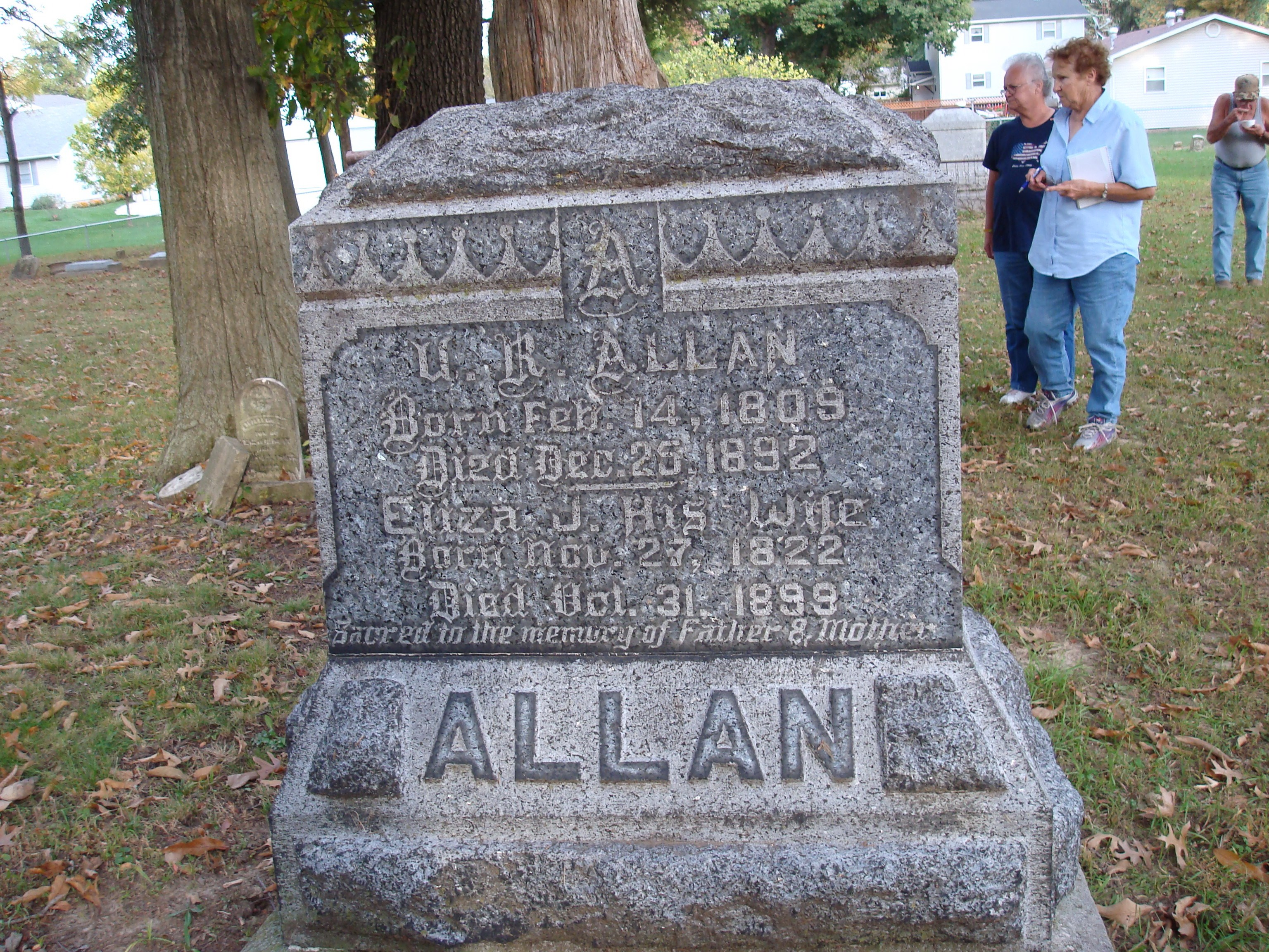 Uriah Rocky Allen