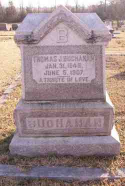Thomas Jefferson Buchanan
