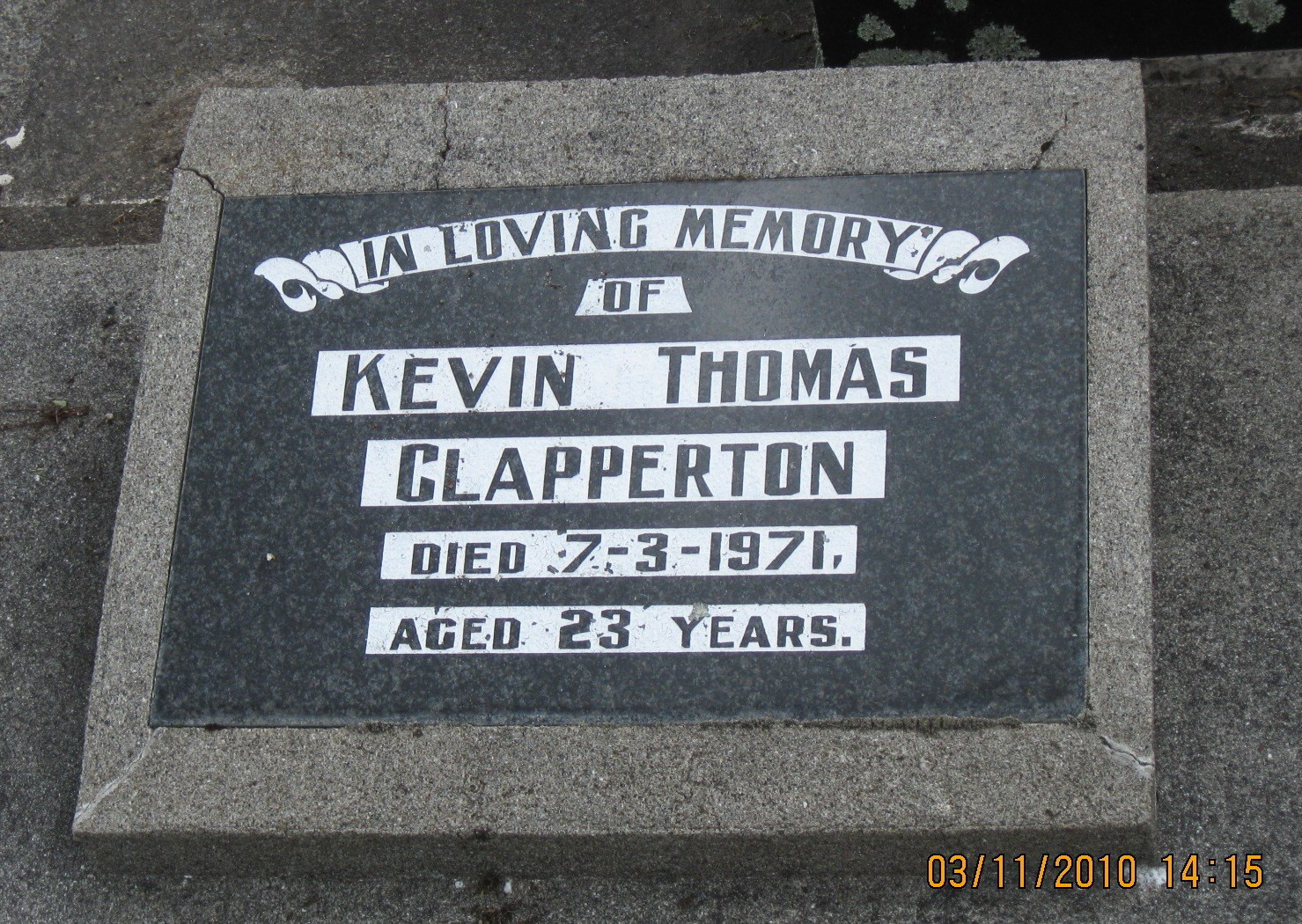 Thomas Clapperton