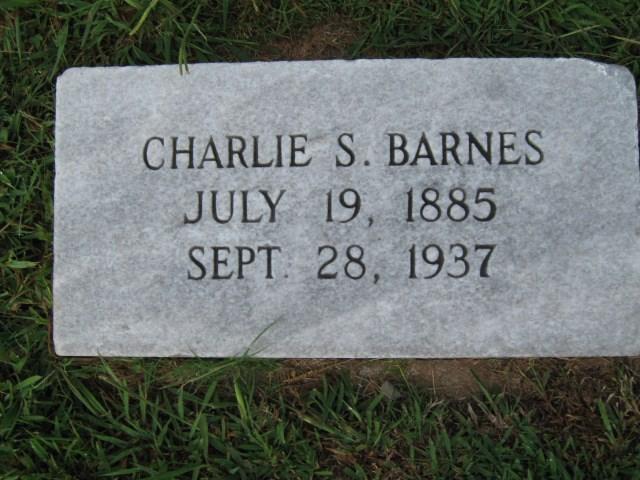 Homer S Barnes