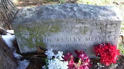 John Wesley Meek
