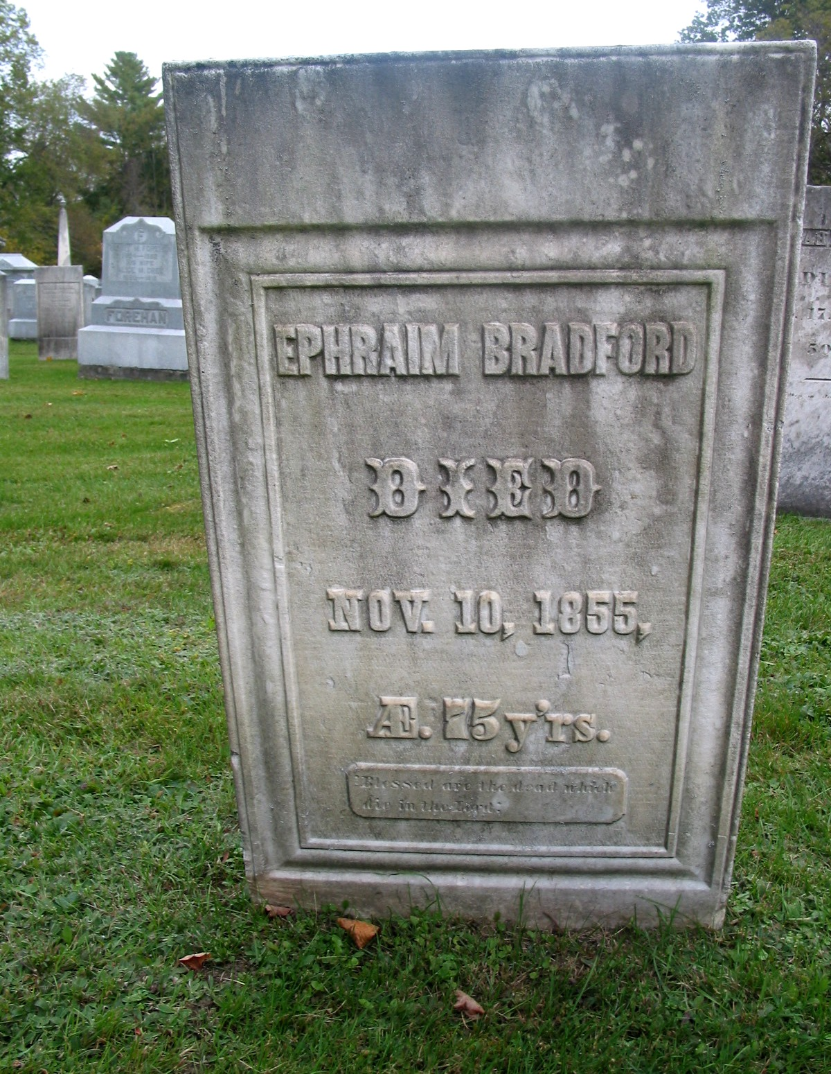 Simeon Bradford