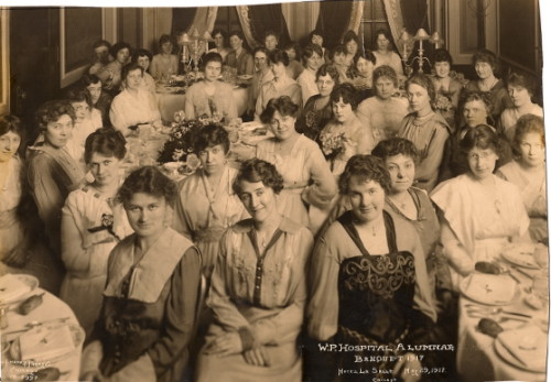 Class of 1917 Washington Park Hospital