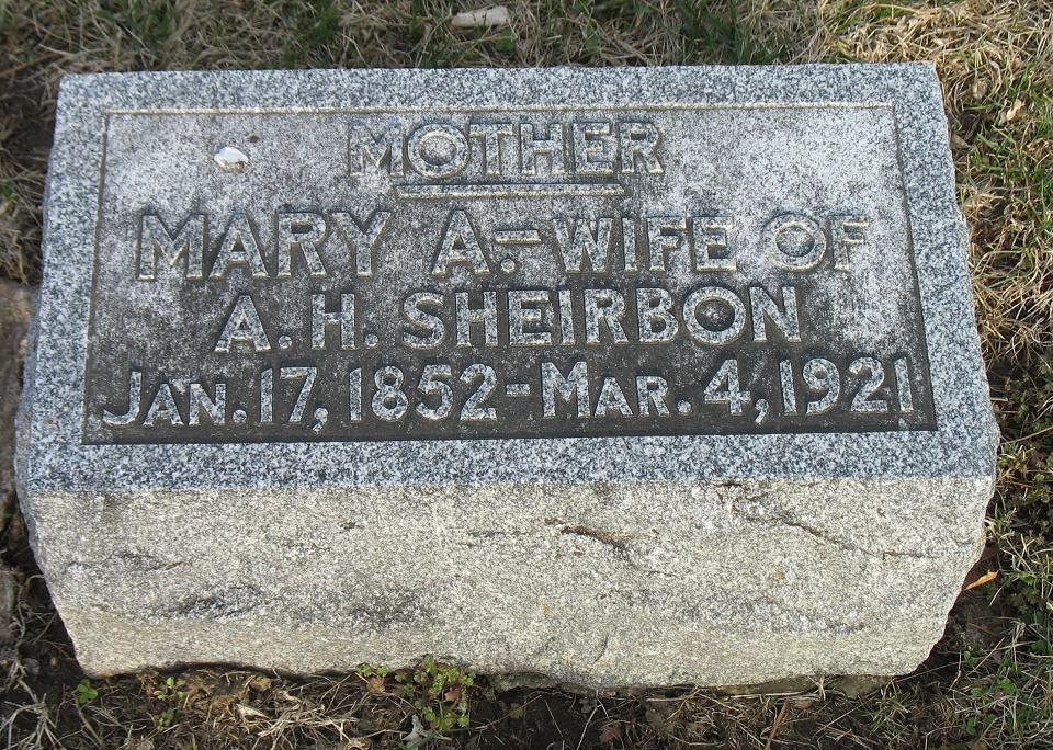Mary Ann Aistrope