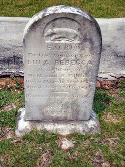 Rebecca Homes Bull