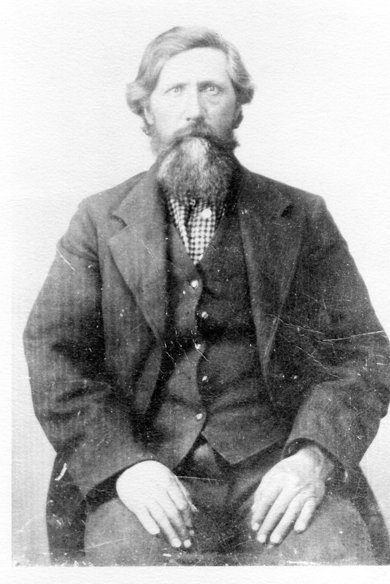 Gilbert Valentine Hudson