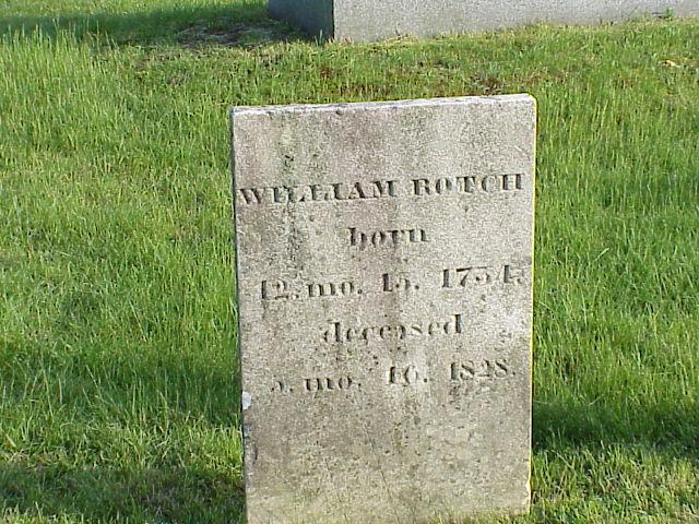 William James Rotch