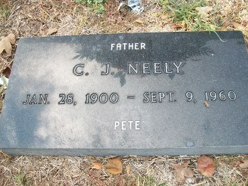 Cecil Frank Neely