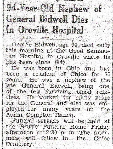 George Smith Bidwell