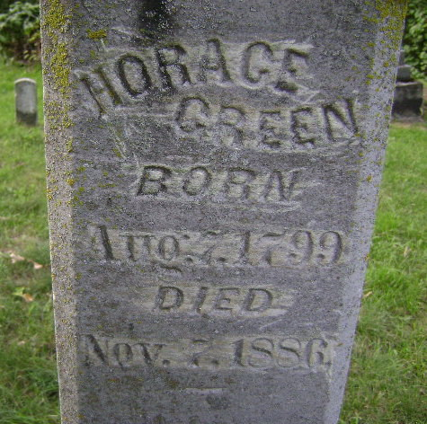 Horace Green