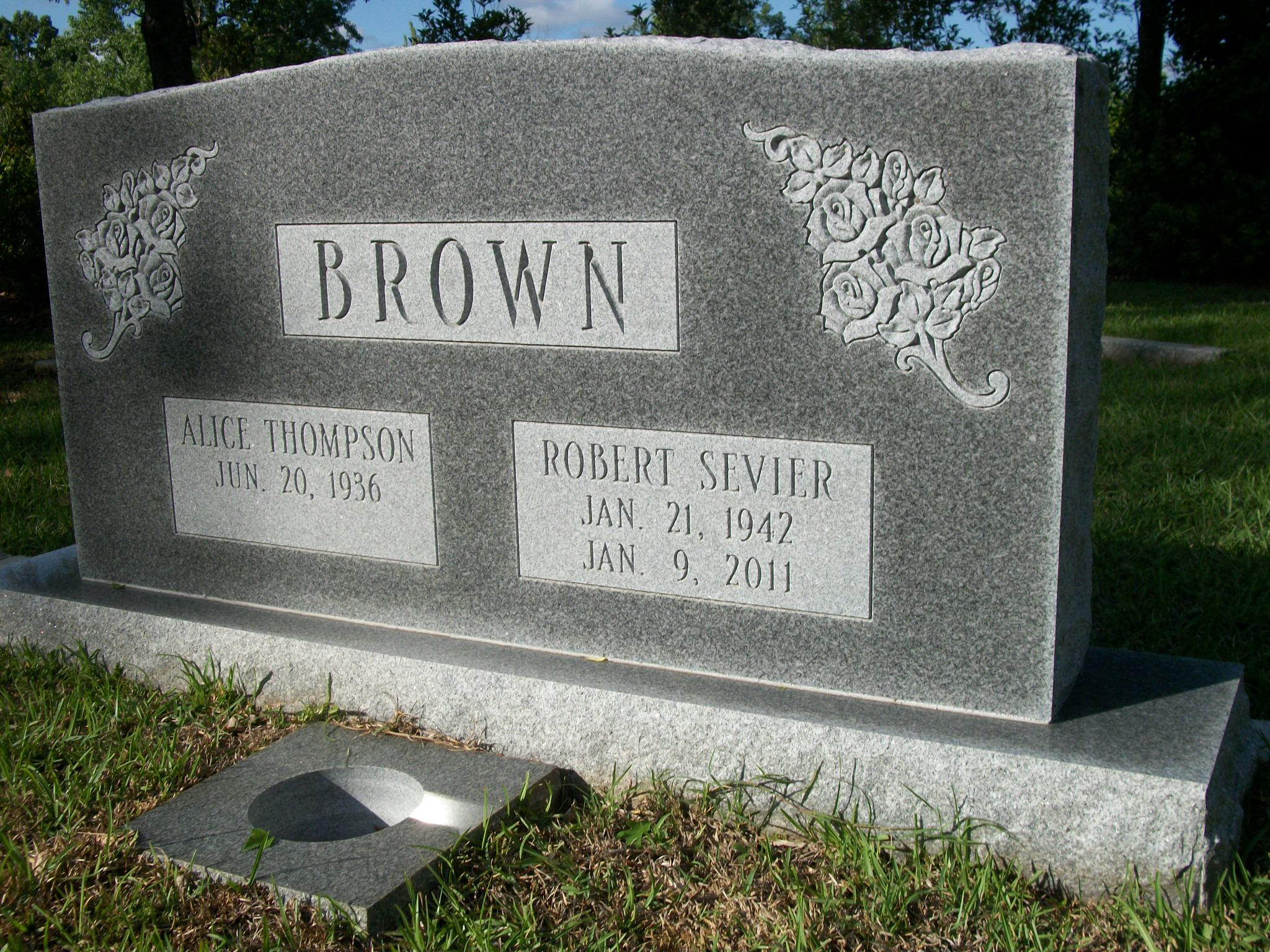 Timothy Robert Brown