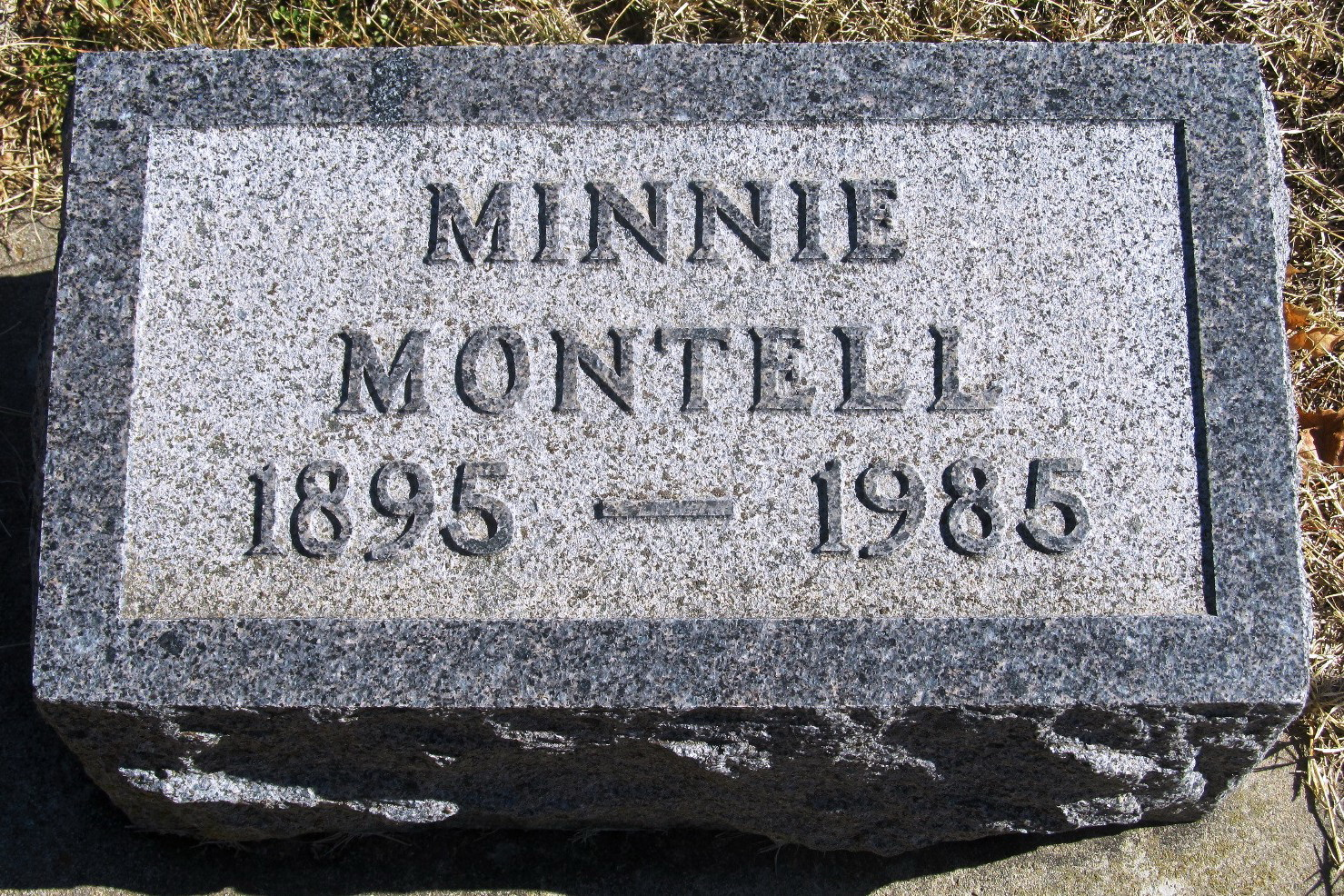Minnie May Allen