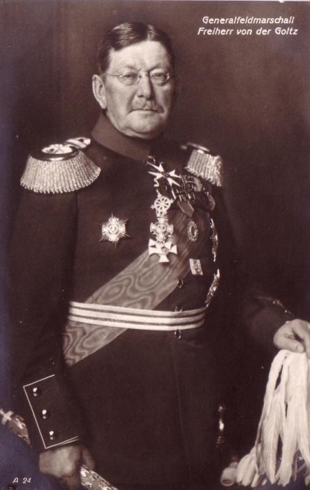 Leopold Graf Von Der Schulenburg